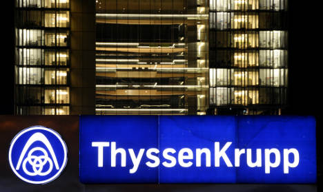 Amnesty deal for ThyssenKrupp workers