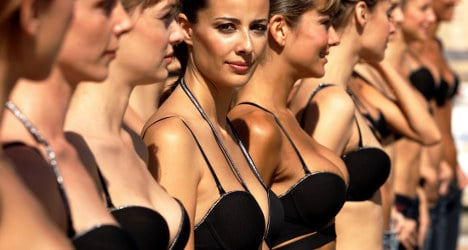 Women better off without bras: French study