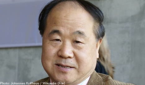 China's Mo Yan releases new book on Nobel win