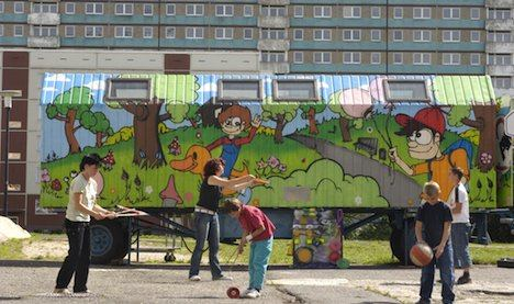 Post-Wall children more likely to be criminals
