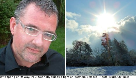 'I love it when Swedish stereotypes fall apart'
