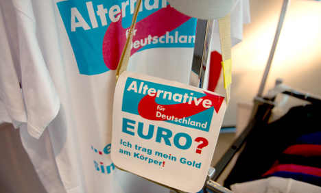 Politicians eye up new anti-euro party
