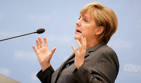 Germany 'not strong enough' for stimulus