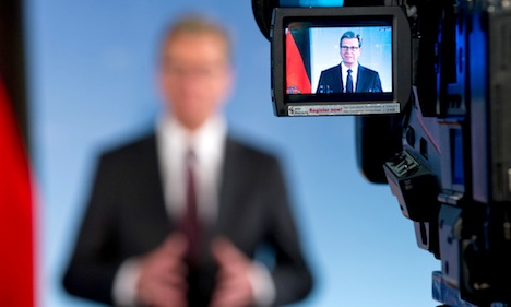 Westerwelle slams media limits for neo-Nazi trial