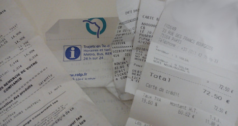 Credit card receipts pose cancer risk: new report
