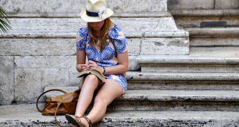 The best books about Italy in English