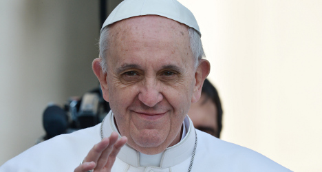 What do Italians think of new Pope's money talk?