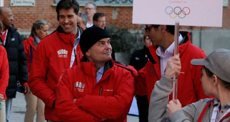 'A Madrid Olympics means more jobs '