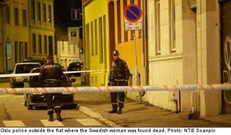 Swede confesses to Oslo knife murder