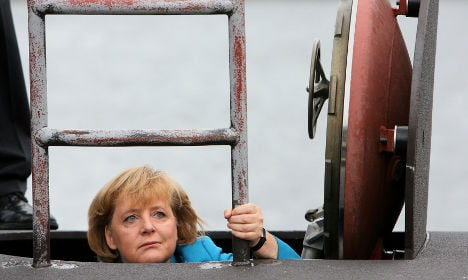 Merkel opens up privately ahead of election