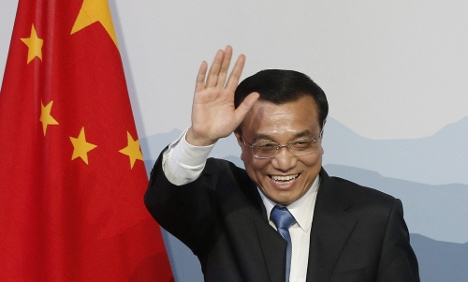 Chinese premier visit to strengthen trade ties