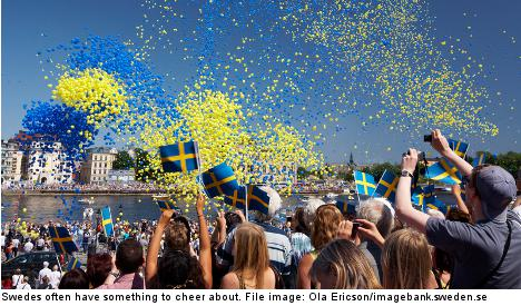 Sweden climbs in global competitiveness ranking