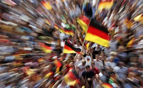Germany's collective blame phobia