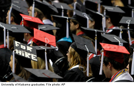 Swedish firms 'clueless' about foreign graduates