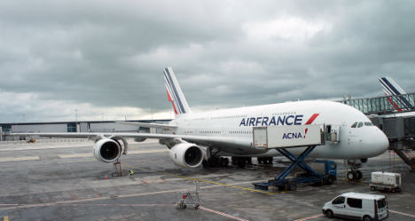 French airport strike set to cripple air traffic
