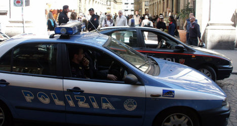 Woman found alive in rubbish bag in Naples