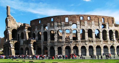 Colosseum to close for third time on Friday
