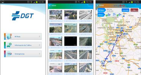 Mobile app to help fight summer road chaos