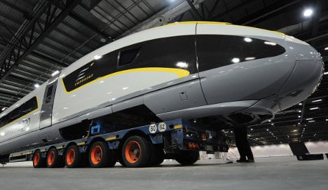 Siemens seals deal to sell train carriages to UK