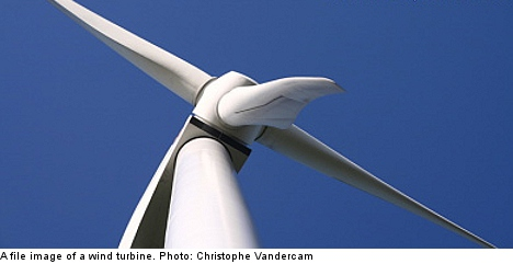 Google to power data centre with Swedish wind