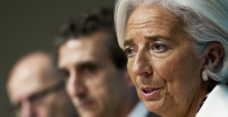 IMF predicts 'possible' Spanish recovery