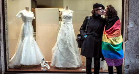 French mayor 'might marry girls, but not boys'