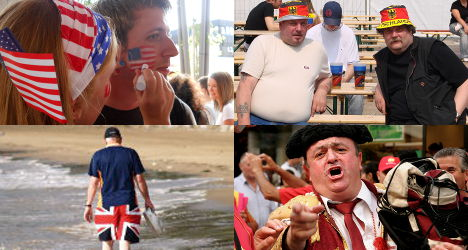 GALLERY: What the French really think of you