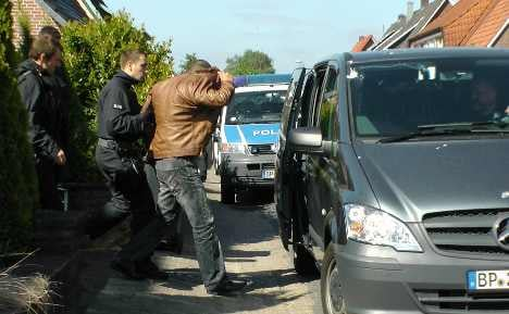 Police bust human trafficking ring open