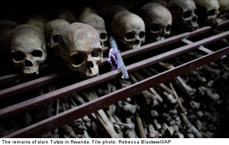 Swede jailed for life in historic genocide case