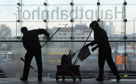 One in four Germans work in low-wage sector