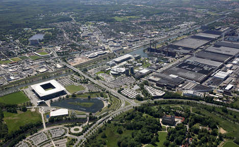 Germany's Motown is country's richest city