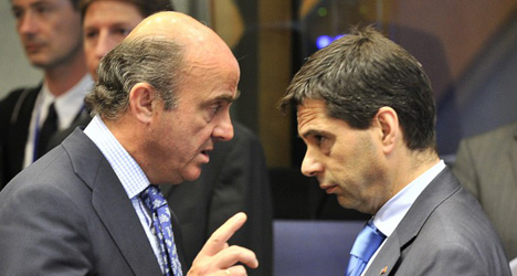 Spain pays price for Portuguese upheaval