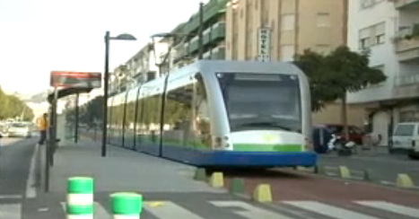 Spain ships 'ghost tram' off to Sydney