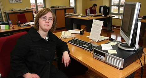 Spain's Down Syndrome councillor makes history