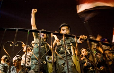 Germany fears 'setback for democracy' in Egypt