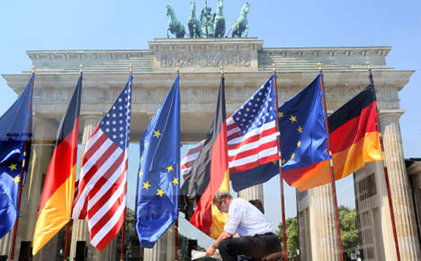 German trust in US plunges amid spy claims