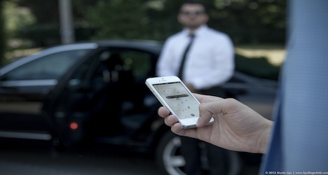 Luxury private taxi app launches in Zurich