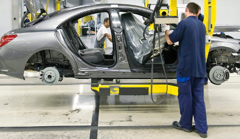 Daimler continues French battle on coolant
