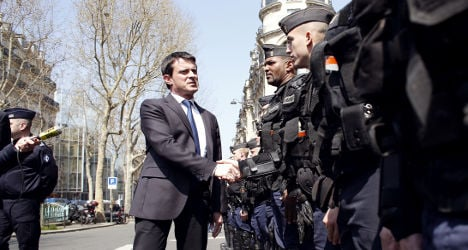 France is suffering from a 'crisis of authority'