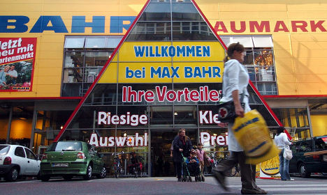 Final nail in coffin for Max Bahr hardware