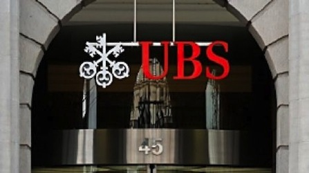 UBS to repay Swiss government bailout loan