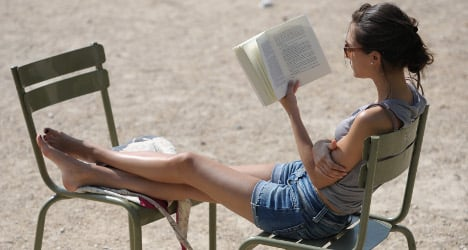 GALLERY: The ten best books about France