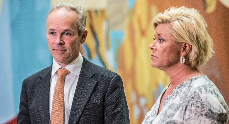 Norway 'trails EU' in US trade talks: opposition