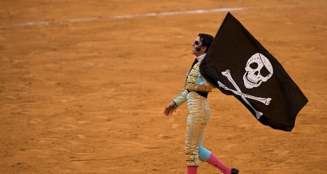 Bullfights stage free-to-air TV comeback