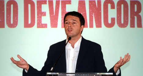 Italy's democratic party set for leadership battle