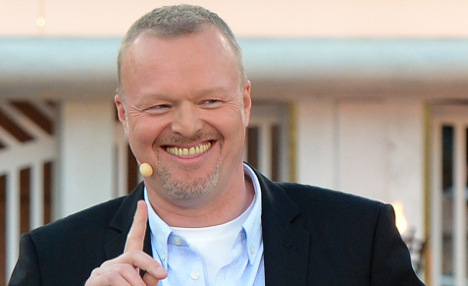 The comedian who will quiz Merkel and her rival