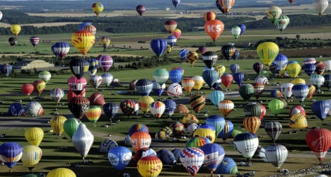 VIDEO: Balloon festival ends after highs and lows