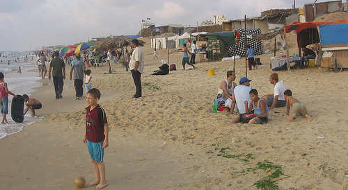 Norwegian 14-year-old trapped in Gaza