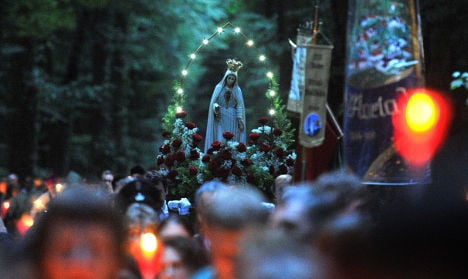 Lack of Catholics kills holiday in unlucky areas
