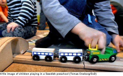 Top ten: Tips to surviving Swedish day care